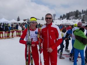 N° 4 nordic skieur cross