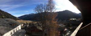 Obertilliach-Autriche 2015 - Vue depuis ma chambre